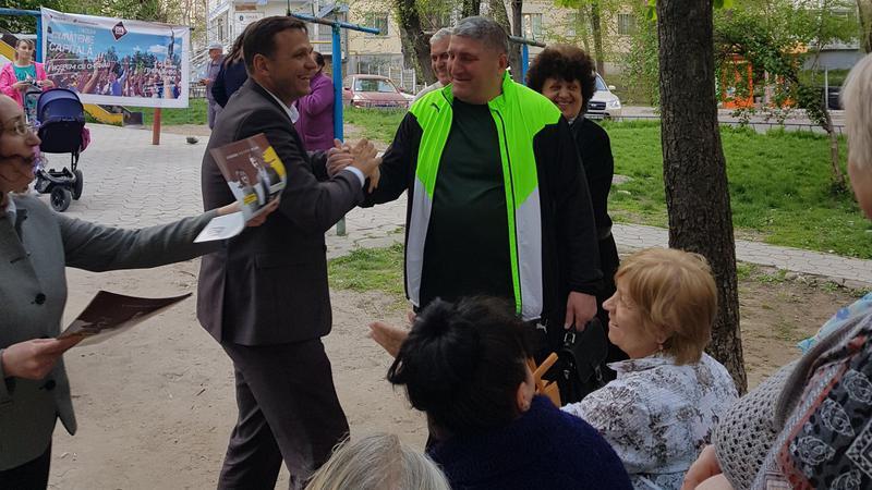 Andrei Năstase locuitori | Sursa: facebook.com/AndreiNastase.DA