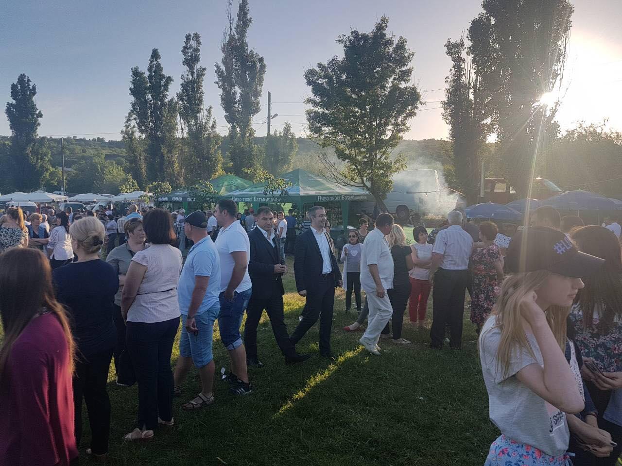 Sergiu Sîrbu, la Dănceni