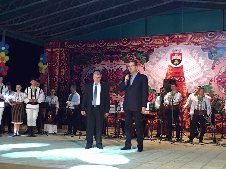 """Marian Lupu, la Ziua oraşului Cricova, sărbătorită pe 22 mai. """"Le-am urat mulți ani și să fie mândri de această localitate"""""""