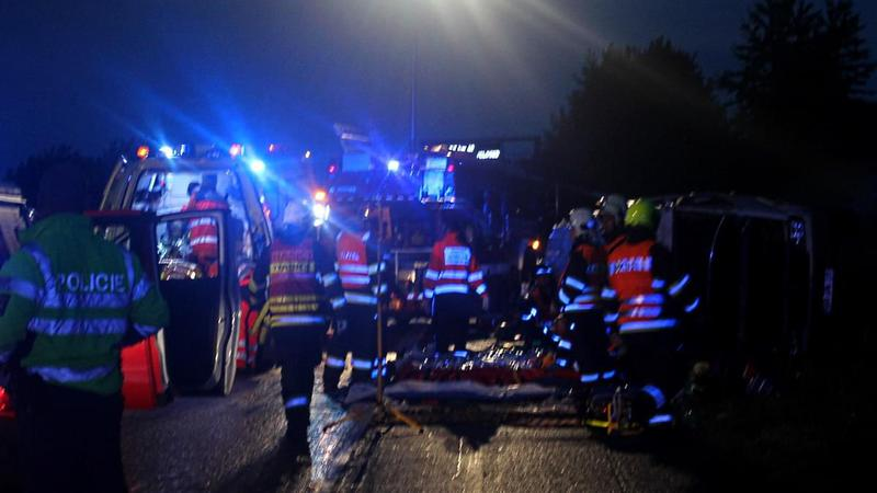 accident Cehia2 | Sursa: krimi-plzen.cz