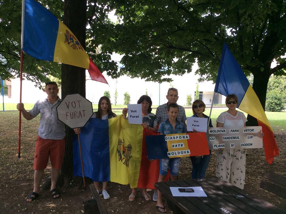 protest Brescia