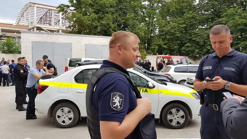 polițiști | Sursa: facebook/ Andrei Năstase