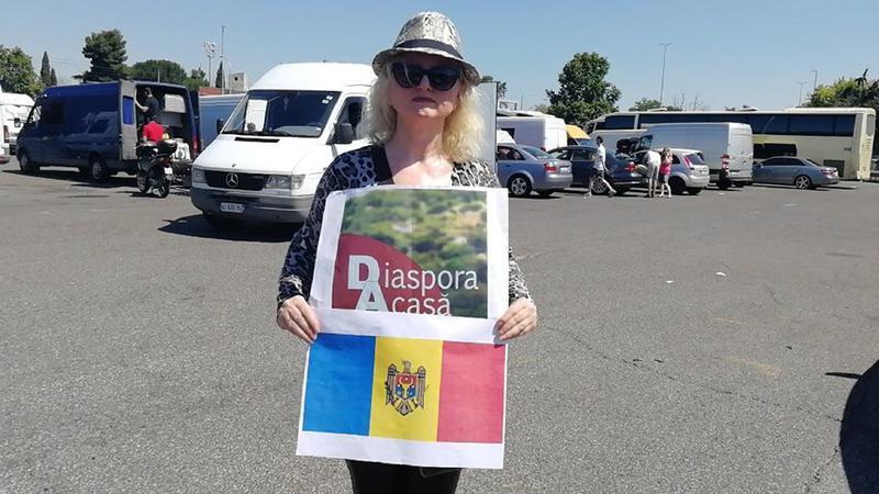 diaspora | Sursa: facebook/Natali Mocanu