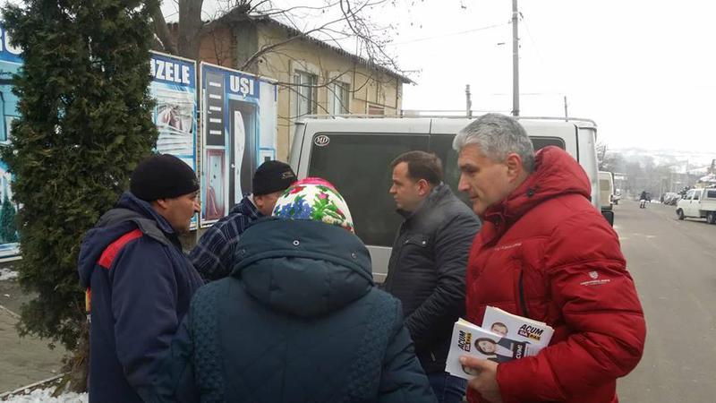 Andrei Năstase, întâlnire7 | Sursa: Facebook/Andrei Năstase
