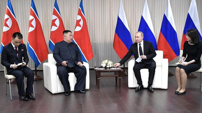Putin Kim Jong-Un | Sursa: euronews.com