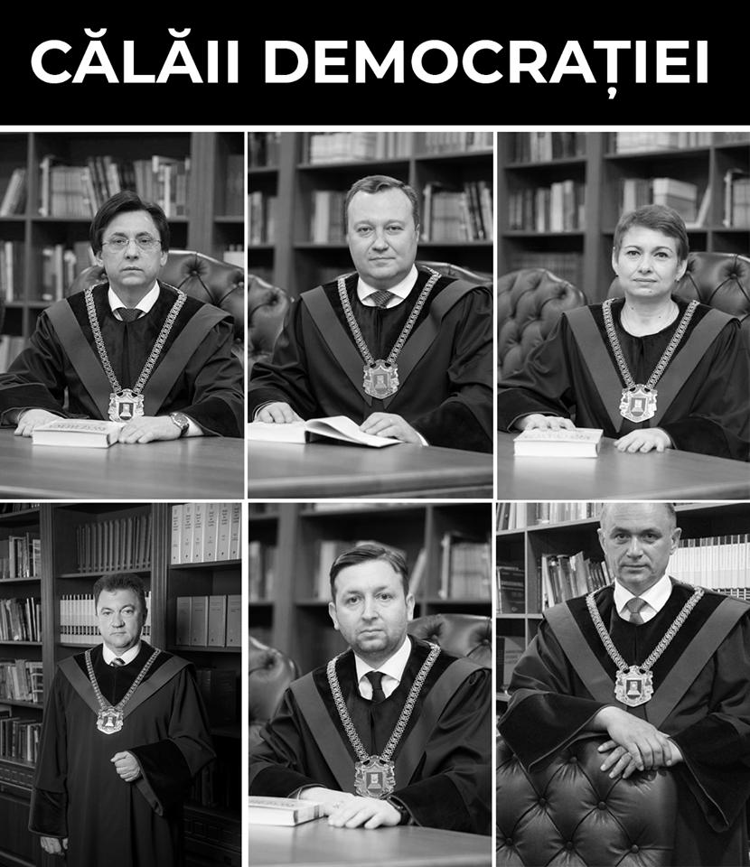călăii democrației