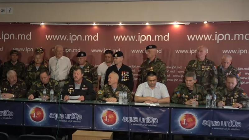 Ветераны войны в Приднестровье поддерживают новое правительство и парламент