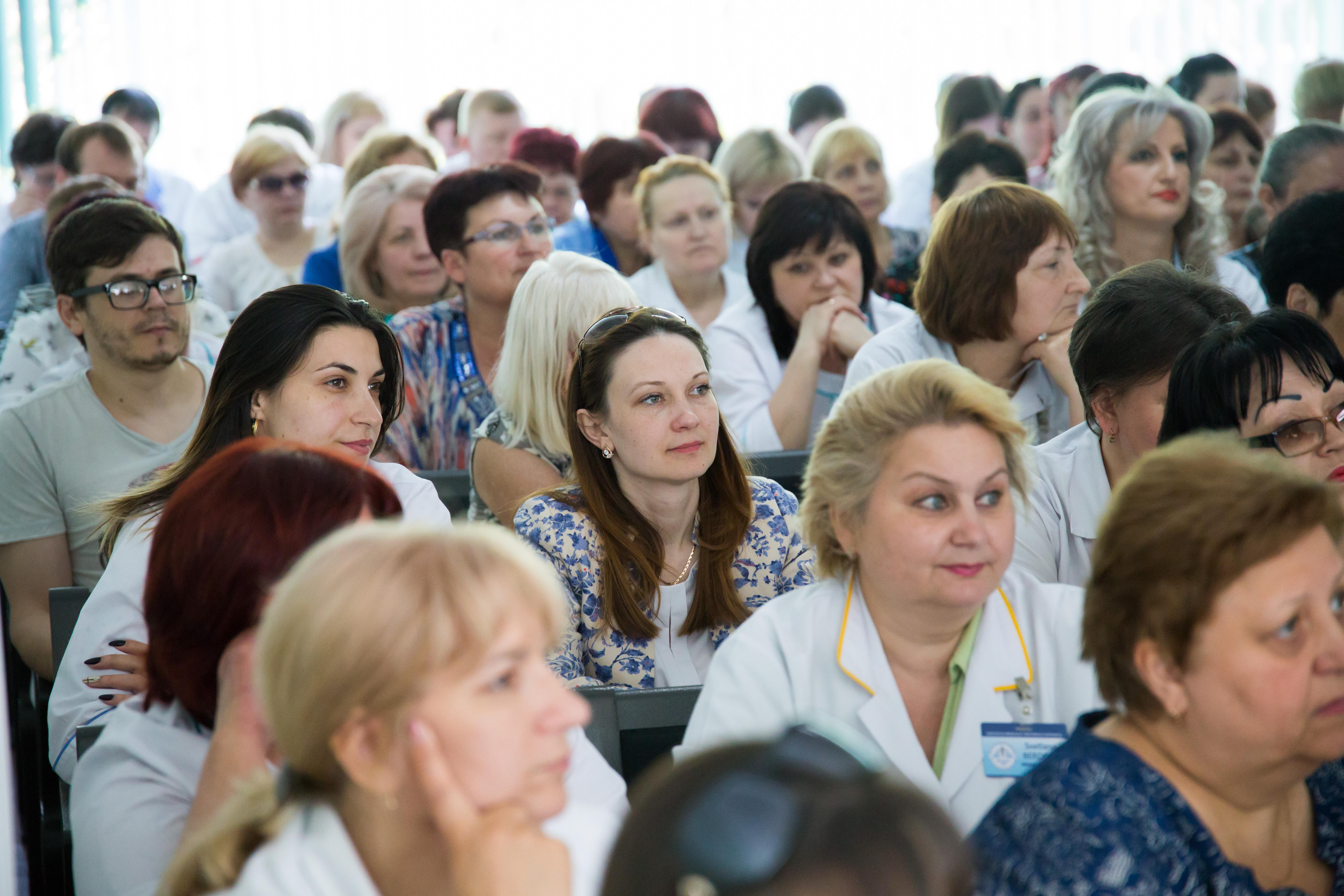 Andrei Năstase, întâlnire medici