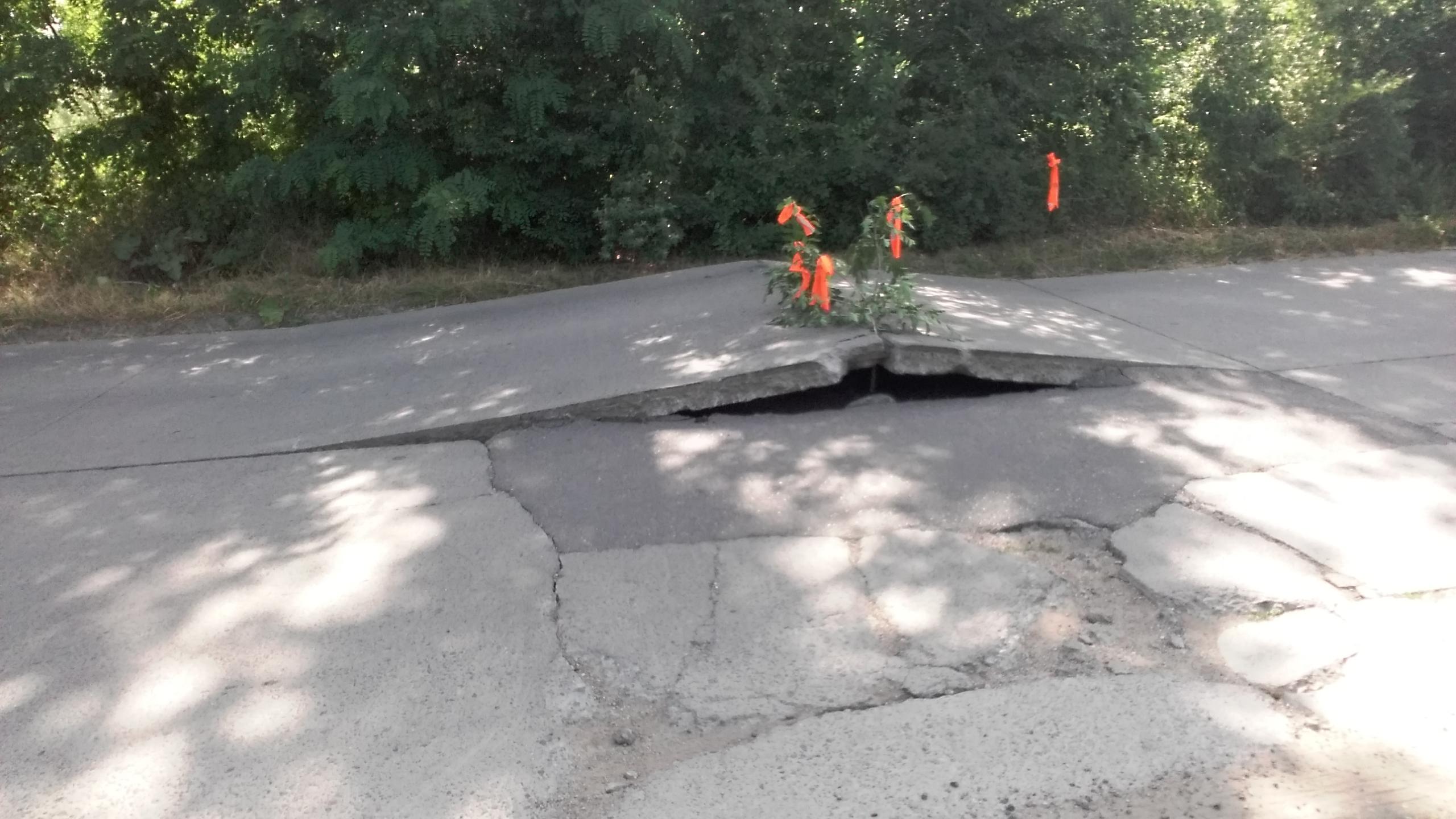 asfalt ridicat