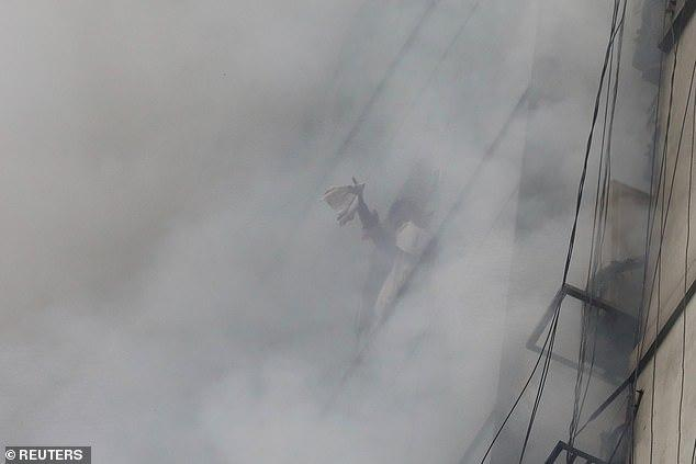 incendiu Bangladesh