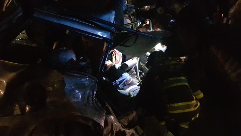 accident vatra | Sursa: Ion Strungaru (facebook/ГБМ)