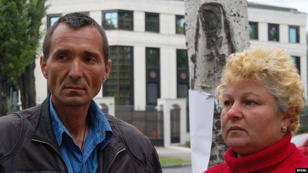Părinții lui Ilie Cazac