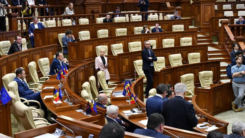 Parlament | Sursa: jurnal.md