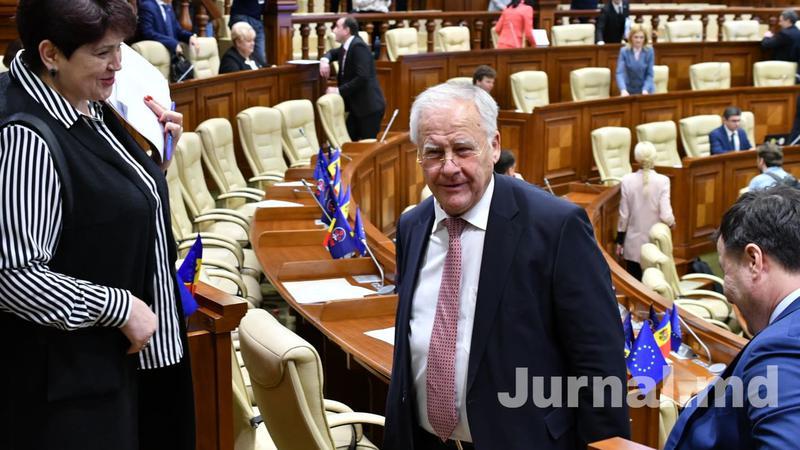 Parlament 21.02.2020 Diacov | Sursa: Jurnal.md / Nadejda Roșcovanu