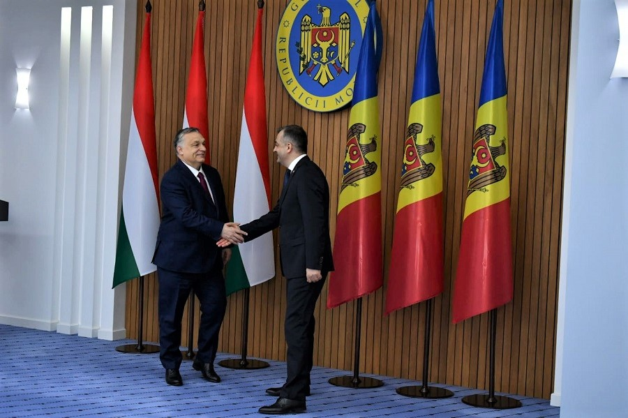 Viktor Orban Chișinău