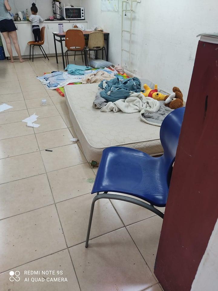 adăpost Israel